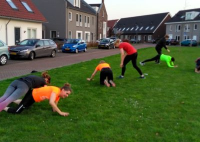 Bootcamp Outdoor Energy